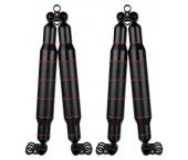 Hugyfot set bracci float  doppi compatti lunghi diametro 48mm + 6 morsetti