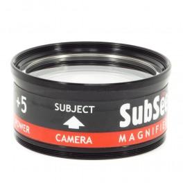 ReefNet SubSee Macro Lens Magnifier +5 M67