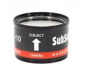 ReefNet SubSee Macro Lens Magnifier +10 M67
