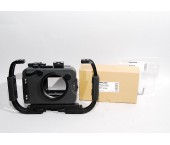 Inon X-2 custodia pr  Panasonic GX9 kit con staffa e impugnature  + Holder III Set + Holder III