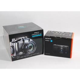 Kit Fantasea FRX100 VI (Limited Edition) + Sony RX100 VI