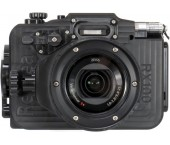 Recsea Custodia subacquea CWS-RX 100IV per Sony Cyber-shot DSC-RX100 IV 4K