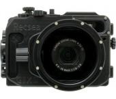 Recsea Custodia subacquea CWC-G7XII per Canon G7 X MkII