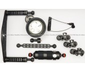 Kit Inon Z-330 Strobe & Inon Float Arm M con Staffa Flex-Arm