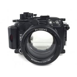 Seafrogs Custodia subacquea per Canon G7X MKII 40m/132ft