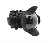"""Seafrogs Custodia Sub per Sony A7 / A7R / A7S (16-35mm) + Dome Port 6"""" (WA-005 F)"""