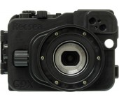 Recsea Custodia subacquea CWC-G9X per Canon Powershot G9 X
