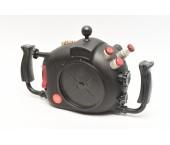 Hugyfot Custodia Subacquea in alluminio per Canon 5D MkII (USATO GARANTITO)