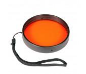 Ikelite 6441.46 Filtro di correzione del colore per port con diametro 3,9 inch