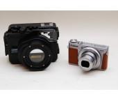 KIT Recsea CWC-G9 per  For Canon G9X & G9X Mark II+ fotocamera G9X MK2