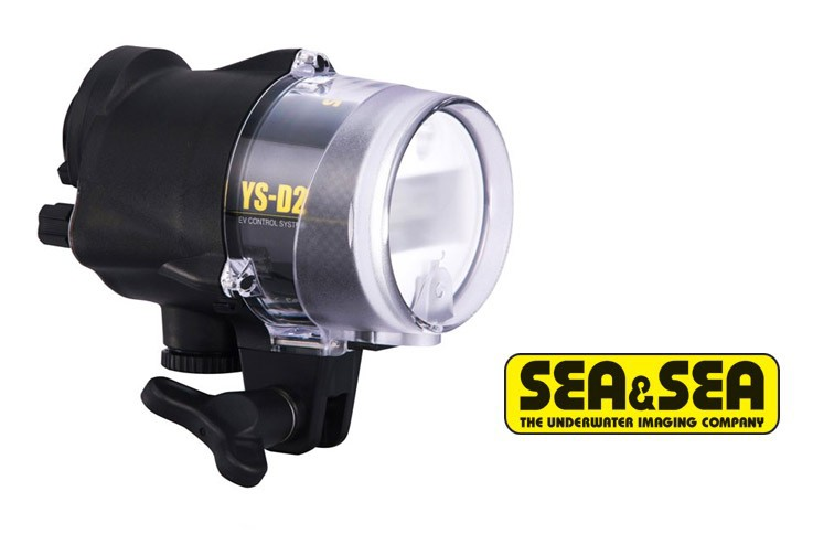 Flash subacqueo Sea&Sea YS-D2