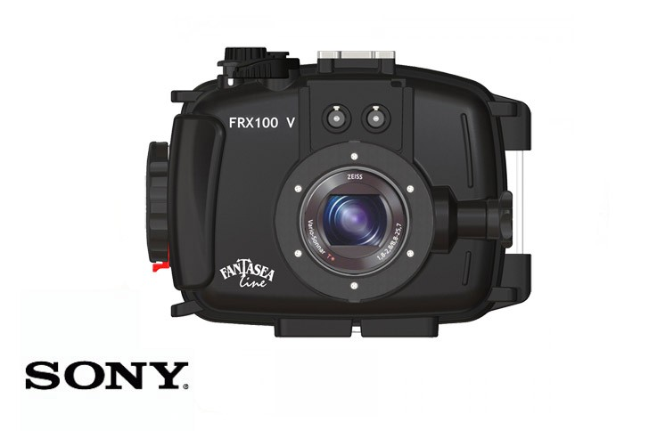 Kit Custodia FANTASEA FRX100 V + SONY RX100 V