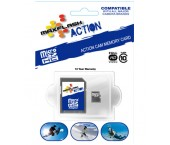 MaxFlash Action High Speed Micro SD Memory Card 8GB (Class 10)