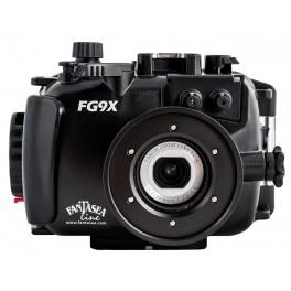 Fantasea Custodia Sub FG9X per Canon G9X e G9X Mark II