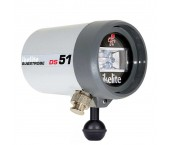 Flash ikelite DS51 con sfera