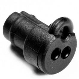 Inon Double Hole Rubber bushing adattatore per fibra ottica a standard Sea&Sea
