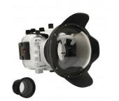 "Seafrogs Custodia Sub per Sony A7 II / A7R II / A7S II (16-35mm) + Dome Port 6"" (WA-005 F)"