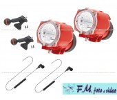 INON S-2000 Kit 2 Flash Sub + INON Z Adapter MV + Fibra Ottica doppia
